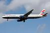 British Airways Airbus A321-231 G-EUXD (msn 2320) LHR (Bruce Drum). Image:101478.