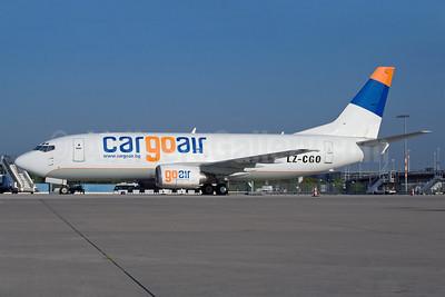 Cargoair Boeing 737-301 (F) LZ-CGO (msn 23237) CGN (Rainer Bexten). Image: 903240.