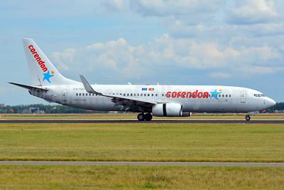 Corendon Dutch Airlines (Corendon.nl) (euroAtlantic Airways) Boeing 737-8K2 WL CS-TQU (msn 30646) AMS (Marco Finelli). Image: 928776.