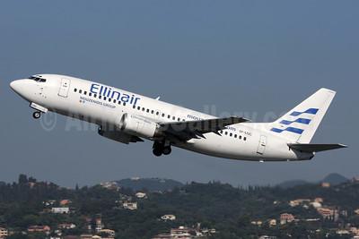 Ellinair Boeing 737-382 LY-LGC (msn 24365) CFU (Antony J. Best). Image: 928713.