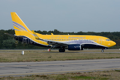 Europe Airpost Boeing 737-73S WL F-GZTF (msn 29081) NTE (Paul Bannwarth). Image: 928601.