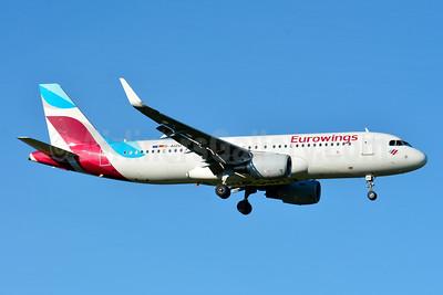 Eurowings Airbus A320-214 WL D-AIZU (msn 5635) ZRH (Paul Bannwarth). Image: 929114.