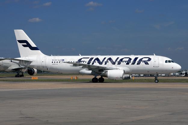 Finnair Airbus A320-214 OH-LXB (msn 1470) LHR (SPA). Image: 928937.