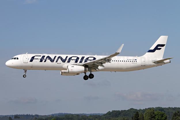 Finnair Airbus A321-231 WL OH-LZH (msn 5803) ZRH (Andi Hiltl). Image: 950083.