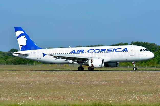 Air Corsica Airbus A320-216 F-HBEV (msn 3952) NTE (Paul Bannwarth). Image: 928524.