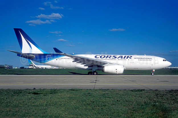 Corsair International Airbus A330-243 F-HCAT (msn 285) ORY (Jacques Guillem). Image: 946015.
