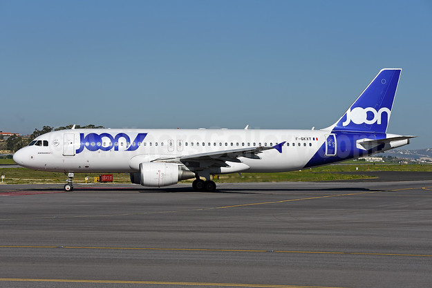 Joon (Air France) Airbus A320-214 F-GKXT (msn 3859) LIS (Ton Jochems). Image: 940724.