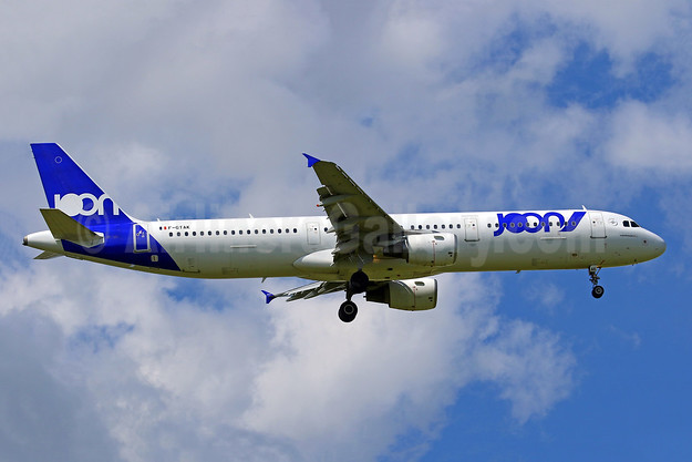 Joon (Air France) Airbus A321-211 F-GTAK (msn 1658) CDG (Manuel Negrerie). Image: 942239.