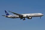 Air France Boeing 777-328 ER F-GZNN (msn 40376) (SkyTeam) YYZ (TMK Photography). Image: 938761.
