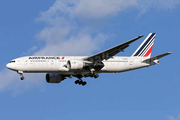 Air France Boeing 777-228 ER F-GSPS (msn 32306) IAD (Brian McDonough). Image: 946302.