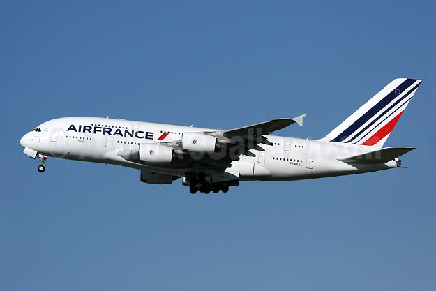 Air France Airbus A380-861 F-HPJA (msn 033) TLS. Image: 904814.