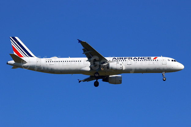 Air France Airbus A321-211 F-GTAD (msn 777) CDG (Manuel Negrerie). Image: 953408.