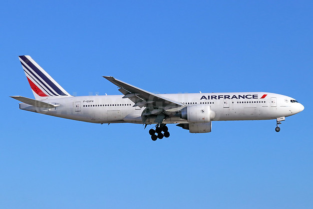 Air France Boeing 777-228 ER F-GSPX (msn 32698) LAX (Michael B. Ing). Image: 949941.