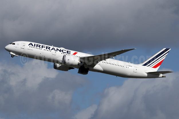 Air France Boeing 787-9 Dreamliner F-HRBA (msn 38769) LHR (SPA). Image: 937333.