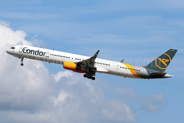 Condor Flugdienst Boeing 757-330 WL D-ABOJ (msn 29019) JVR (Javier Rodriguez). Image: 950836.