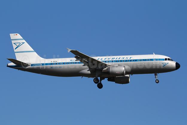 Condor's 1961 retrojet livery