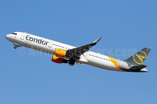 Condor Flugdienst Airbus A321-211 D-AIAI (msn 7127) PMI (Javier Rodriguez). Image: 951129.