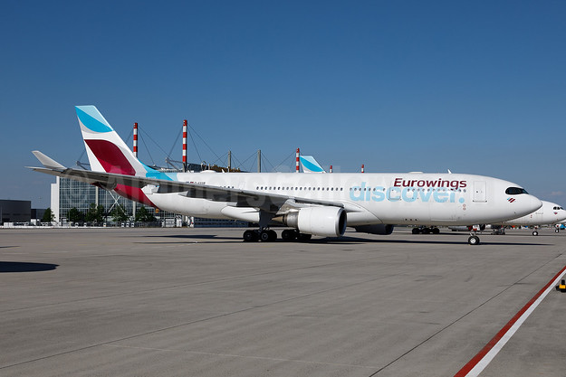 New leisure carrier of the Lufthansa Group