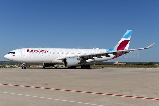 Eurowings Airbus A330-203 D-AXGA (msn 530) PMI (Ton Jochems). Image: 938292.