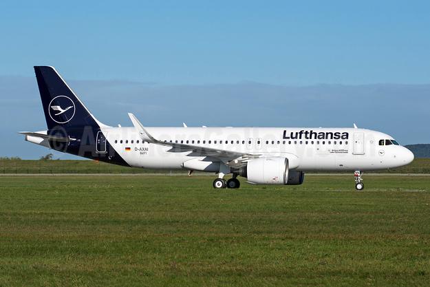 Lufthansa Airbus A320-271N WL D-AXAI (D-AINN) (msn 8491) XFW (Gerd Beilfuss). Image: 943668.