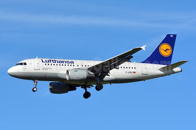 Lufthansa Airbus A319-112 D-AIBD (msn 4455) TLS (Paul Bannwarth). Image: 942868.