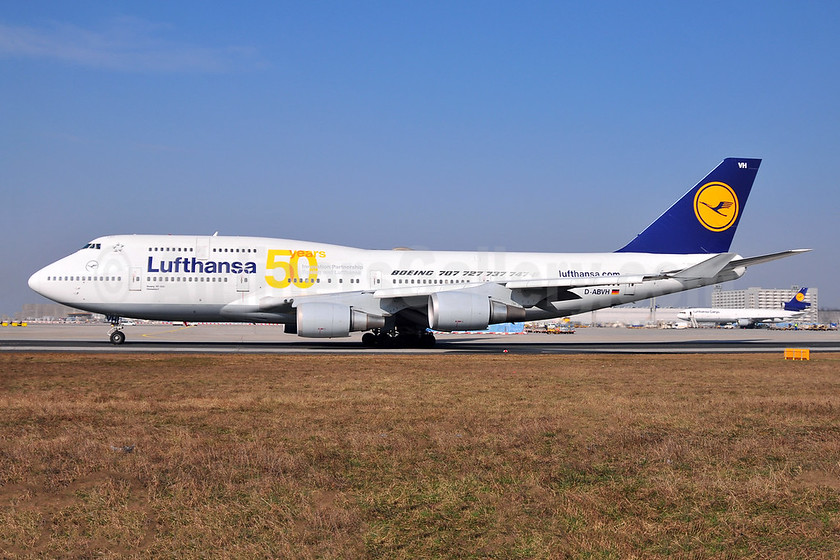 """50 Years - Innovation Partnership - Boeing and Lufthansa"""