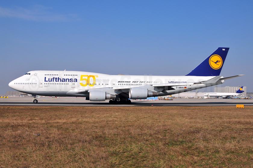 """50 Years - Innovation Partnership - Boeing and Lufthansa"""