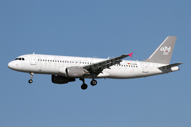 Sundair Airbus A320-214 D-ASMR (msn 2619) AYT (Andi Hiltl). Image: 946919.