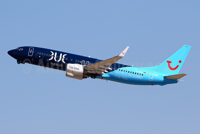 "2021 version of ""TUI Blue"""