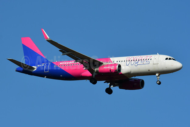 Wizz Air (wizzair.com) (Hungary) Airbus A320-232 WL HA-LYR (msn 6631) BSL (Paul Bannwarth). Image: 945266.