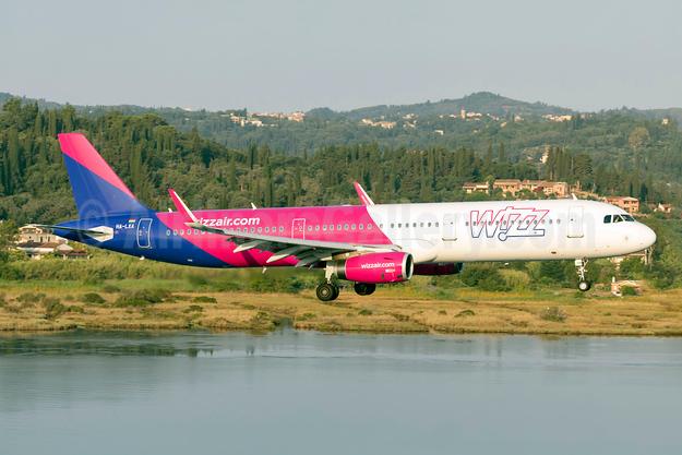 Wizz Air (Hungary) Airbus A321-231 WL HA-LXA (msn 6848) CFU (Stefan Sjogren). Image: 954825.