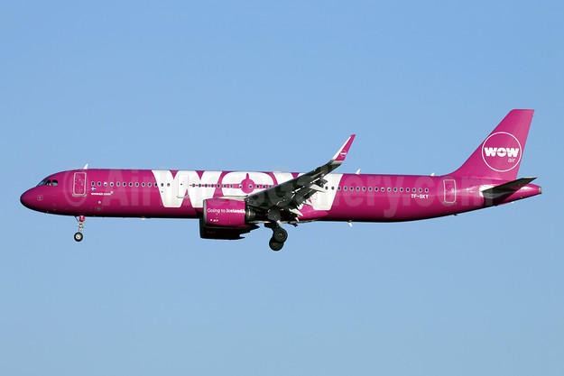 Wow Air Airbus A321-253N WL TF-SKY (msn 7694) LGW (Antony J. Best). Image: 942606.