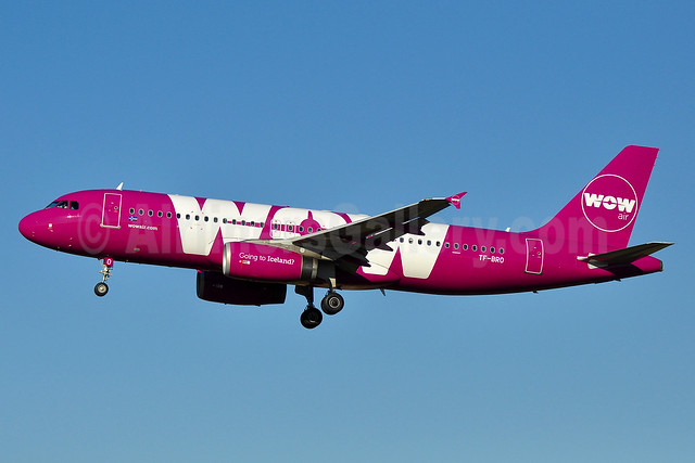 Wow Air Airbus A320-232 TF-BRO (msn 4305)  BWI (Tony Storck). Image: 932689.