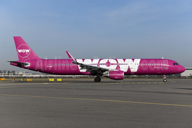 Wow Air Airbus A321-211 WL TF-WIN (msn 7650) AMS (Ton Jochems). Image: 946028.