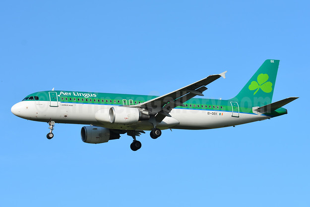 Aer Lingus Airbus A320-214 EI-DEK (msn 2399) TLS (Paul Bannwarth). Image: 943518.