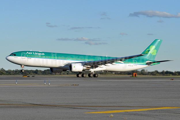 Aer Lingus Airbus A330-302 EI-ELA (msn 1106) JFK (Stephen Tornblom). Image: 910752.