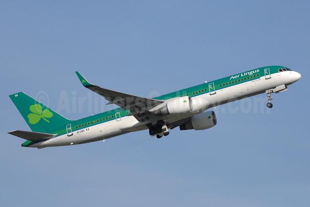 Aer Lingus (Aero Contractors) Boeing 757-2Q8 WL EI-LBS (msn 27623) YYZ (TMK Photography). Image: 934654.