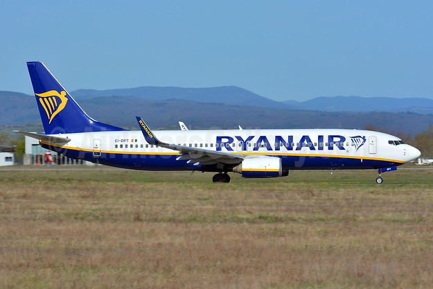 Ryanair Boeing 737-8AS WL EI-DPT (msn 35550) BSL (Paul Bannwarth). Image: 938343.