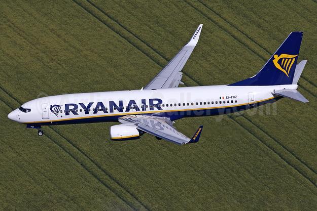 Ryanair Boeing 737-8AS WL EI-FOZ (msn 44731) HHN (Rainer Bexten). Image: 939090.