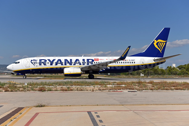 Ryanair Boeing 737-8AS WL EI-DWT (msn 33626) (Vigo - Cies Islands) PMI (Ton Jochems). Image: 943419.