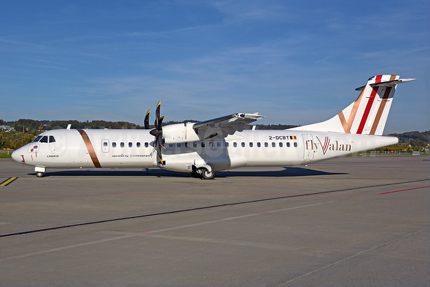 """Named """"Liguria"""" - New airline, based in Genoa"""