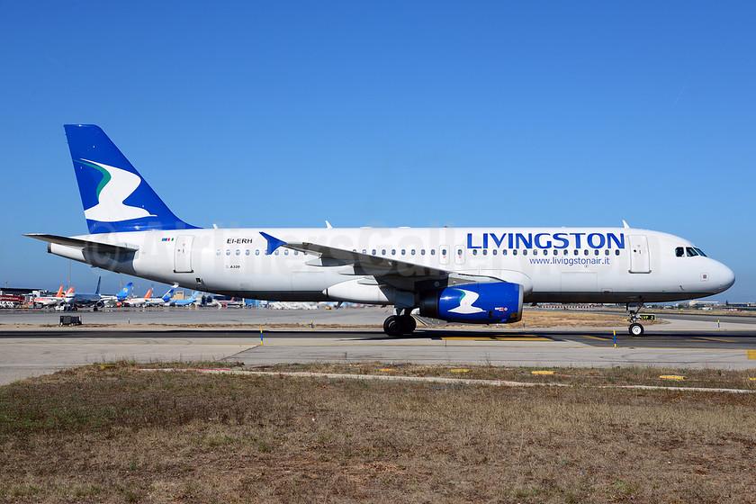 Livingston Compagnia Aerea (2nd) Airbus A320-232 EI-ERH (msn 2157) PMI (Ton Jochems). Image: 913402.
