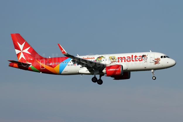 Malta - airmalta.com (Air Malta 2nd) Airbus A320-251N WL 9H-NEO (msn 7875) (Nickelodeon) ZRH (Andi Hiltl). Image: 943577.