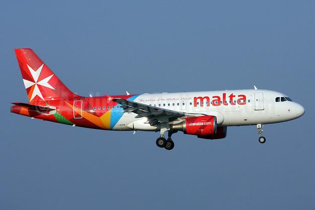 Malta - airmalta.com (Air Malta 2nd) Airbus A319-112 9H-AEG (msn 2113) ZRH (Andi Hiltl). Image: 911128.