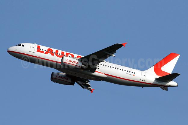 Lauda (Europe) (Malta) Airbus A320-232 9H-LMG (msn 4603) PMI (Javier Rodriguez). Image: 951372.