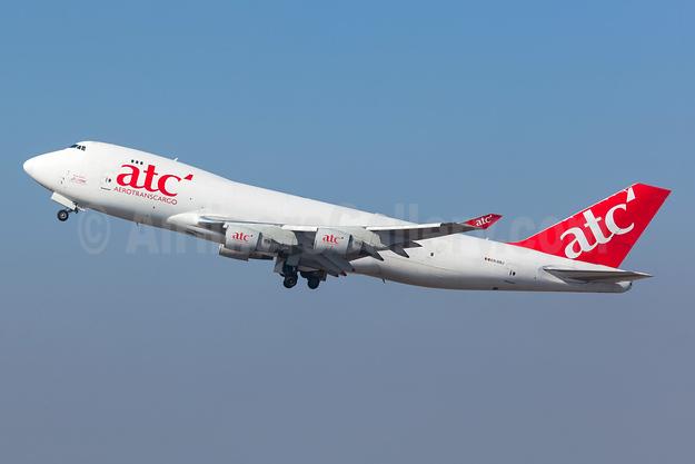 ATC - AeroTransCargo-Air One Boeing 747-412 (F) ER-BBJ (msn 26558) GRU (Rodrigo Cozzato). Image: 954594.