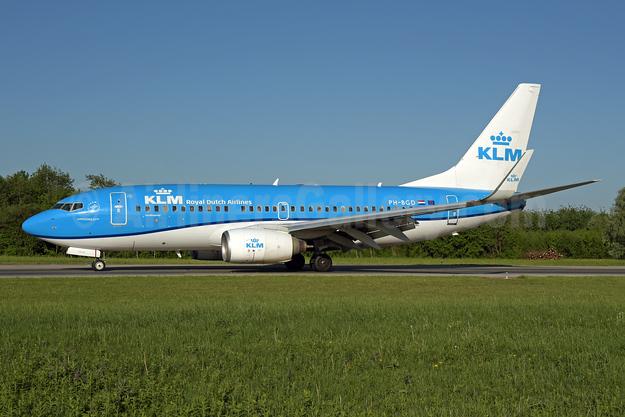 KLM Royal Dutch Airlines Boeing 737-7K2 WL PH-BGD (msn 30366) ZRH (Rolf Wallner). Image: 941827.