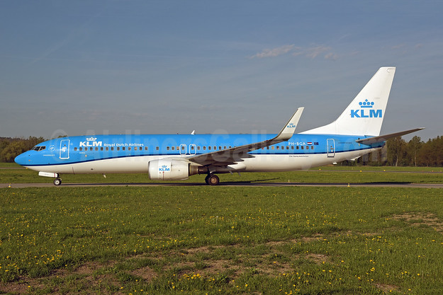 KLM Royal Dutch Airlines Boeing 737-8K2 WL PH-BGA (msn 37593) ZRH (Rolf Wallner). Image: 941678.