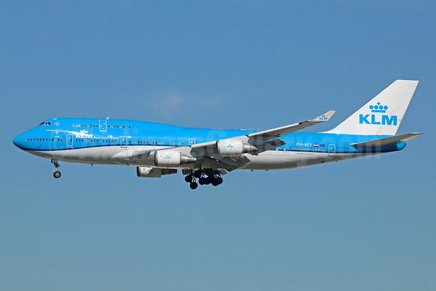 KLM Royal Dutch Airlines Boeing 747-406 PH-BFT (msn 28459) LAX (Michael B. Ing). Image: 931791.