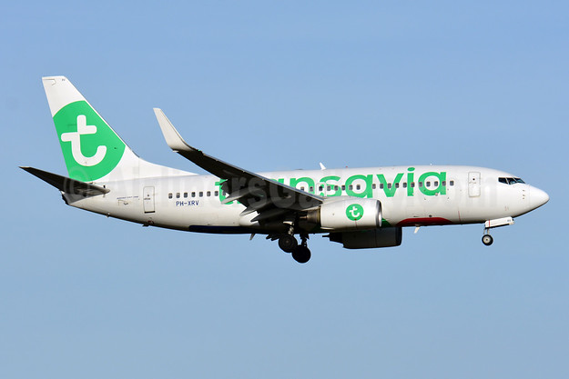 Transavia Airlines (Netherlands) Boeing 737-7K2 WL PH-XRV (msn 34170) ZRH (Paul Bannwarth). Image: 941135.